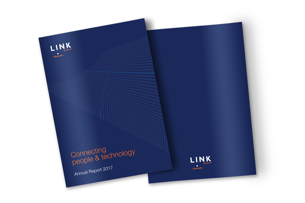 Link group Annual report