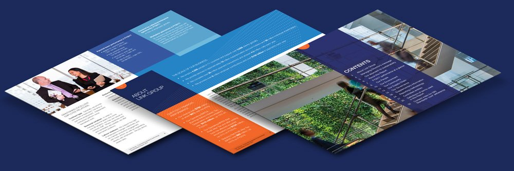 Link group Sustainability report