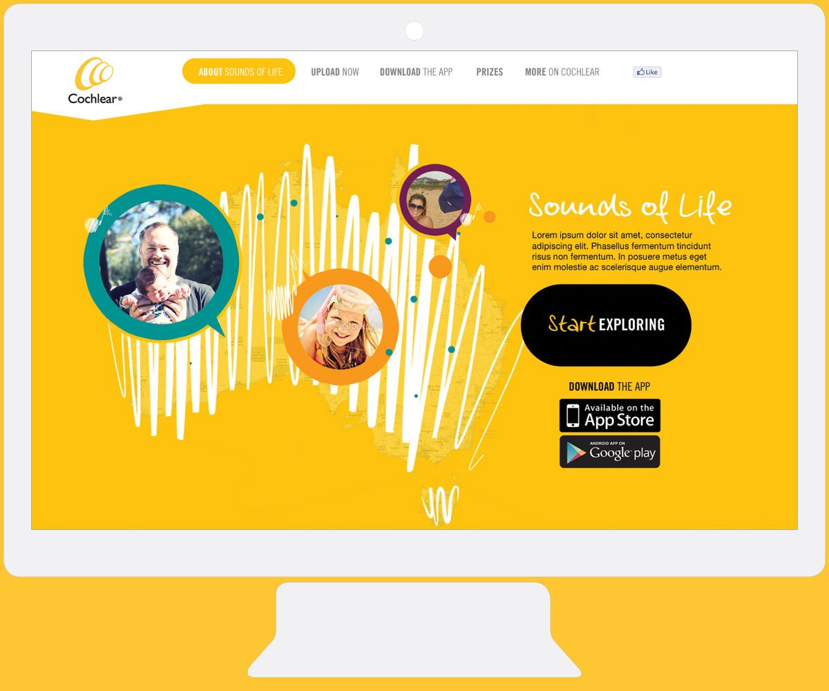 obiimobi-cochlear birthday campaign